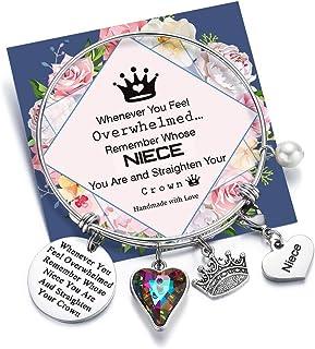 EverReena Kingdom Queen Crown Lovely Charm Silver Beads Bracelets