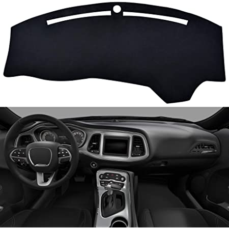 DashMat Original Dashboard Cover Dodge Ram Premium Carpet, Caramel