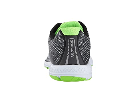 Saucony Ride 10 Grey/Black/Slime Outlet Store Locations Sale In UK Cheap Sale Choice Clearance In UK 5b5MGw3fs
