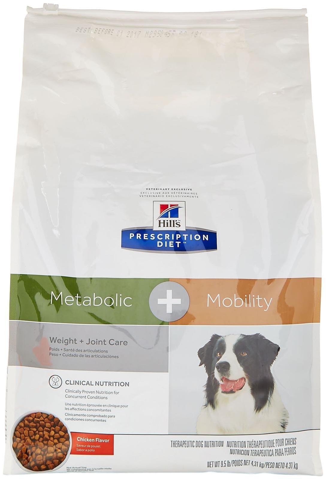 Hills Prescription Metabolic Mobility Canine