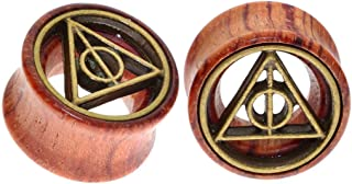Best deathly hallows ear plugs Reviews