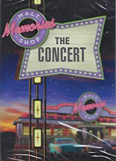 Malt Shop Memories: The Concert