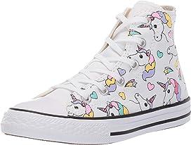 Converse Kids Chuck Taylor® All Star® Gloss Hi (Little Kid