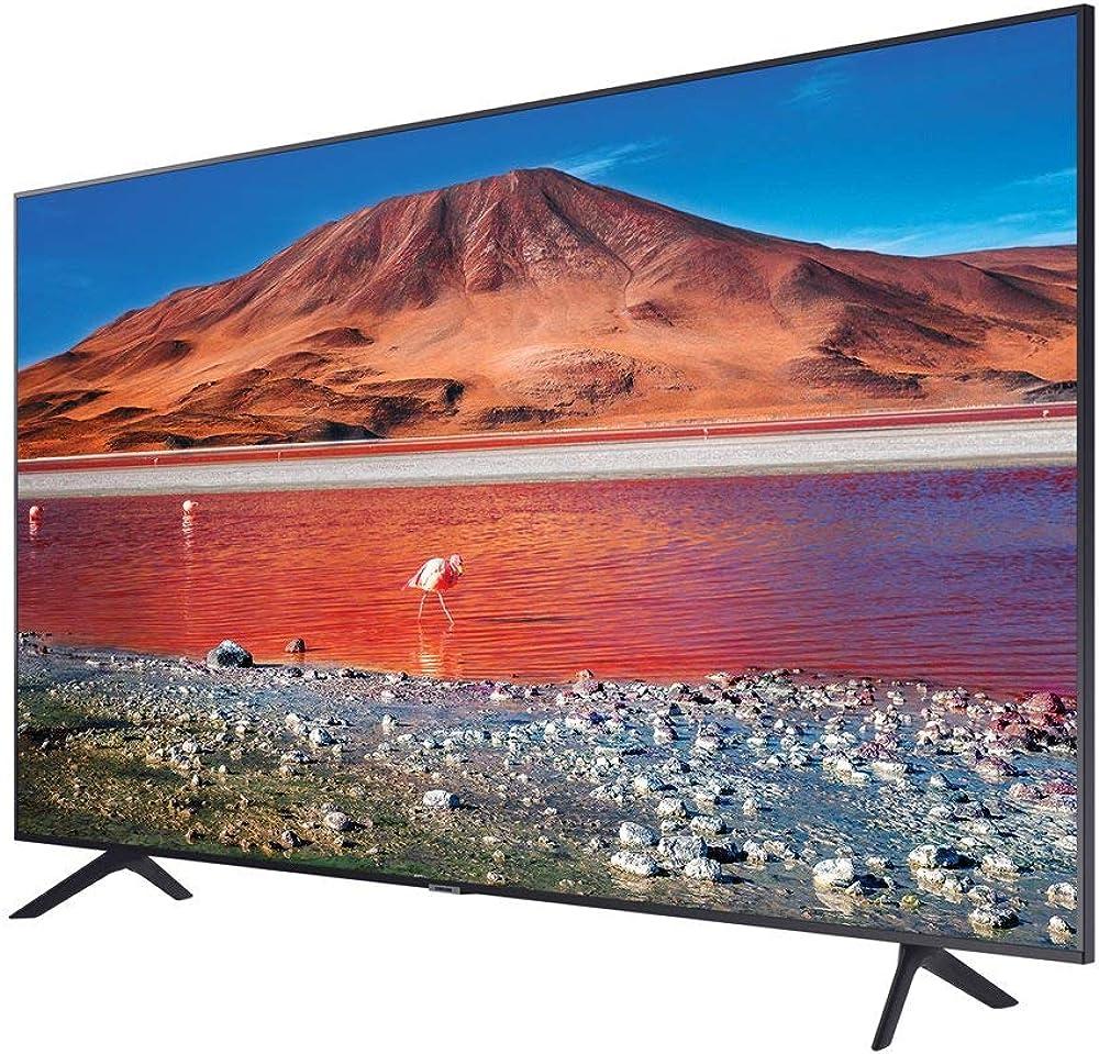 Samsung tv 43 pollici led 4k uhd UE43TU7172UXXH