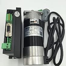 Leadshine BLM57180-1000+ACS606 180W DC Servo Motor Brushless 0.57Nm 36V Motor & 18~60VDC Motor Driver for CNC Router Machine