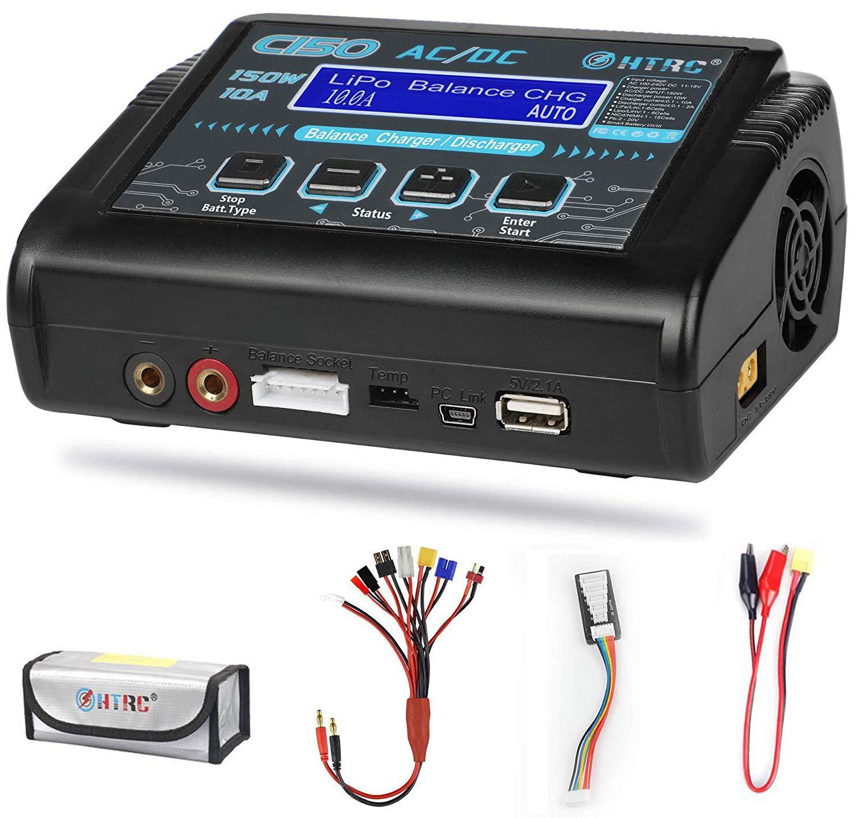Charger Battery Balance Discharger Adapter