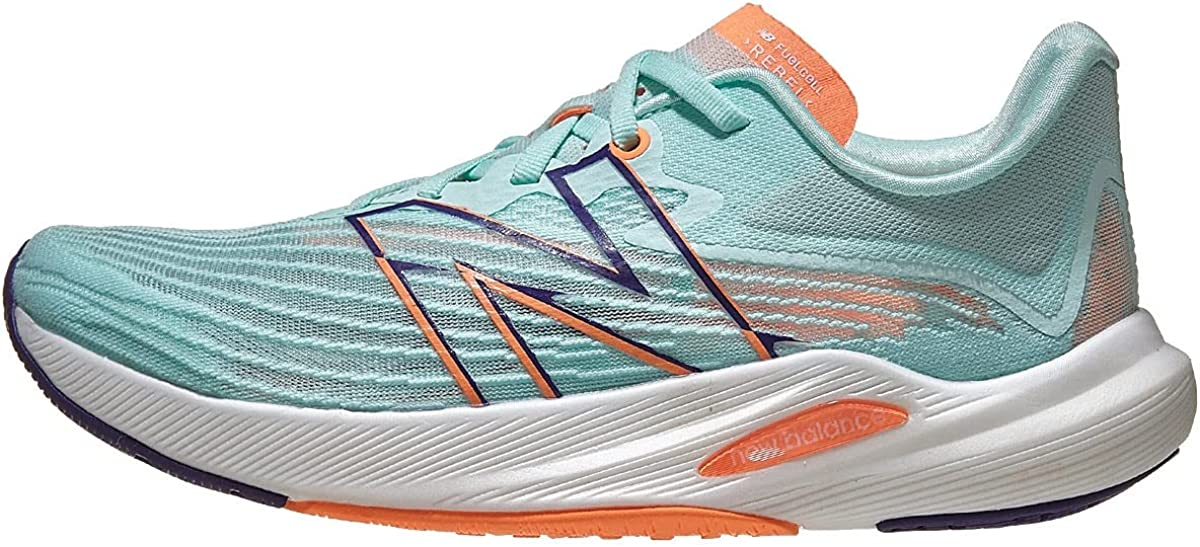 New Balance Women's Popular brand FuelCell Rebel V2 Running Shoe Clearance SALE Limited time Speed