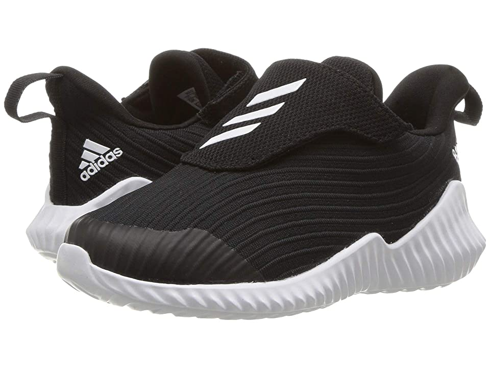 adidas Kids FortaRun AC (Toddler) (Collagiate Navy/White/Black) Kids Shoes