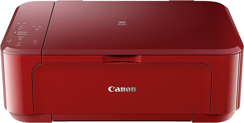 Canon PIXMA MG20 Tintenstrahl Multifunktionsdrucker Scanner Kopierer rot