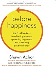 book before happiness