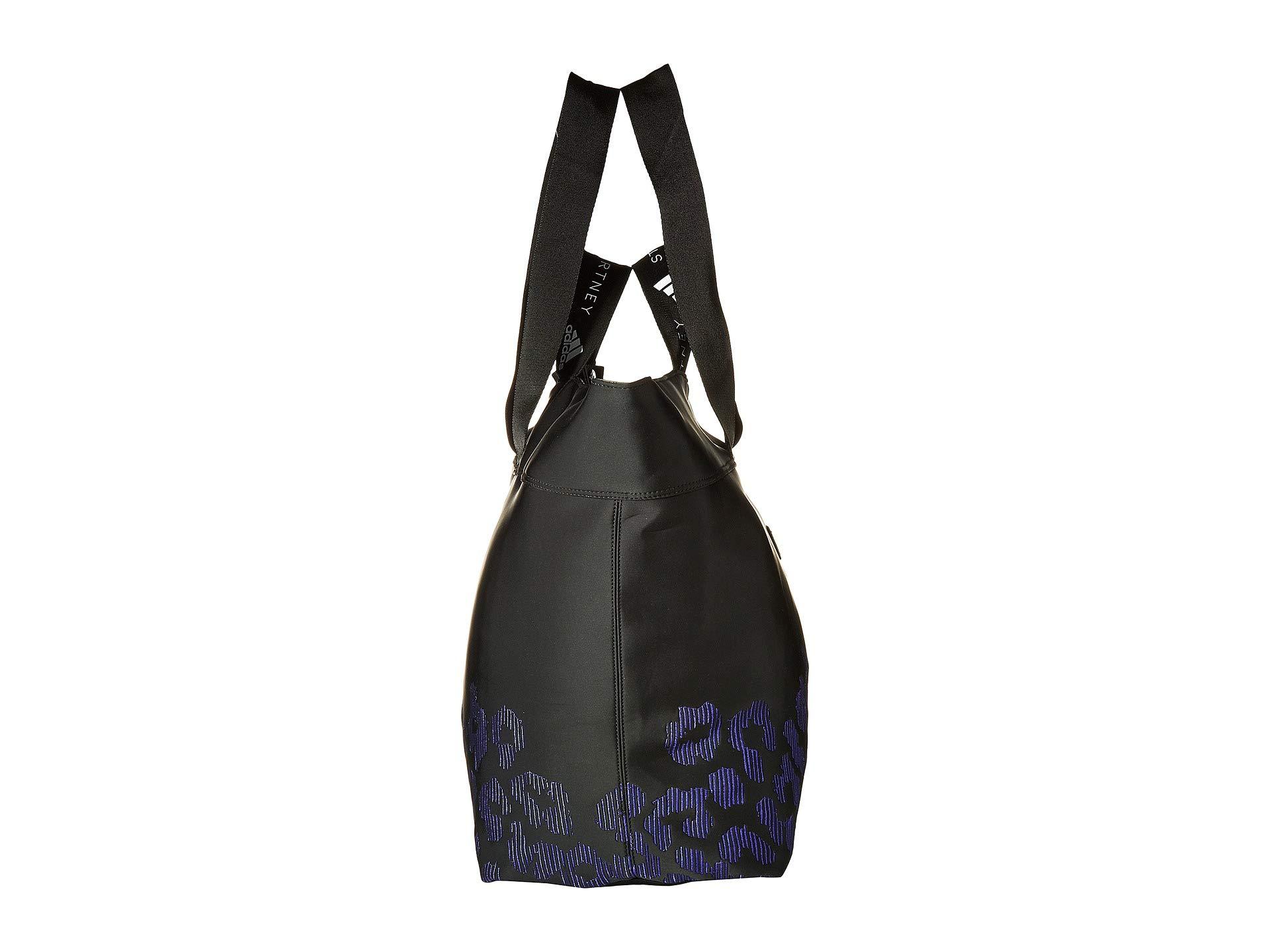 Bag S18 L Purple By Exclusive Fashion Black Mccartney real Stella Adidas BvqXa