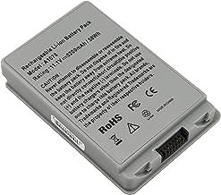 Fancy Buying A1046 A1095 A1106 A1138 Laptop/Notebook Battery for Apple PowerBook G4 15-inch Aluminum M9421LL/A M9676/A M9677/A m8980j/a m9421 m9676kh/a m9676ta/a m9676z/a