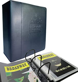 """Playbill Binder 