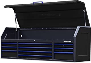 tool chest with power outlets