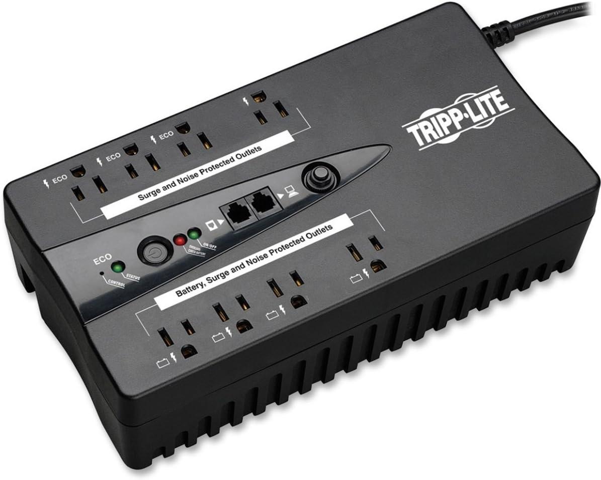 Tripp Lite ECO550UPS 550VA Standby UPS