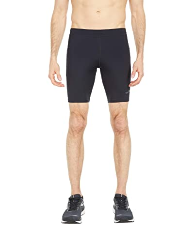 Brooks Source 9 Short Tights (Black) Men