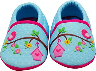 KazarMax Anti-Skid Breathable Soft & Comfortable Birds Moccasin Born Baby Booties - TOOTSIES/Shoes