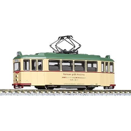 KATO Nゲージ 広島電鉄200形 ハノーバー電車 動力改良品 14-071-1 鉄道模型 電車