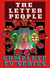 The Original Letter People Complete Tv Series DVD
