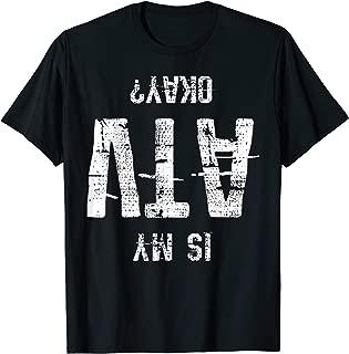 Best funny atv shirts Reviews