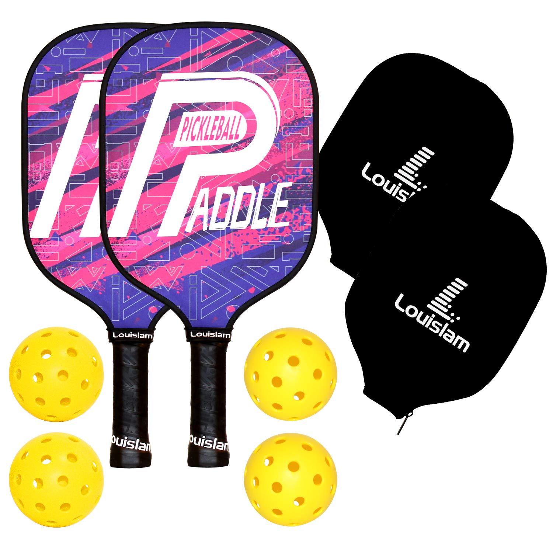Louislam Pickleball Paddles Graphite Pickleball Paddle -5MR1