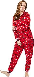 Jammin' Jammies Family Merry Litmas Matching Pajama - Women's Onesie