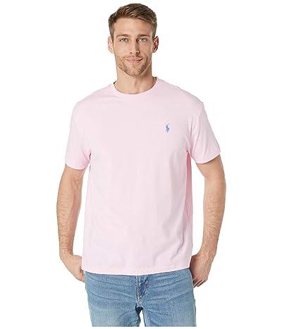 Polo Ralph Lauren Classic Fit Crew Neck Tee (Garden Pink) Men
