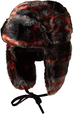 Faux Fur Trapper