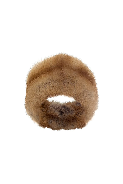 headband from marten fur
