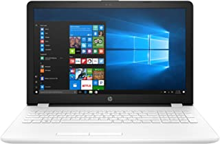 "HP 15.6"" Dizüstü Bilgisayar, Intel Core i3-5005U, 256 GB SSD, 4 GB DDR3L, Intel HD Graphics 5500, 7WJ83EA, Windows 10, Beyaz"