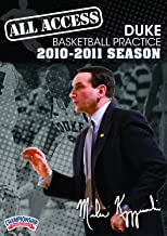 Championship Productions Mike Krzyzewski: All Access Duke Basketball Practice (2010-11) DVD