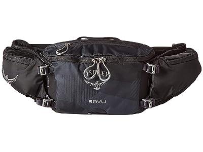 Osprey Savu (Obsidian Black) Travel Pouch