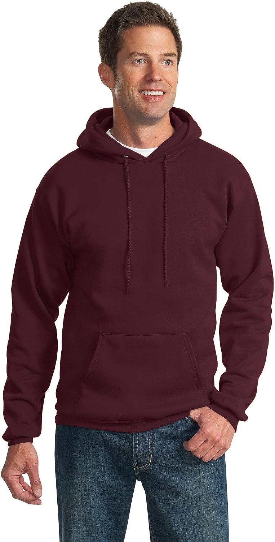Port & Company Tall Fleece Pullover Hooded Sweatshirt