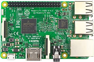Raspberry Pi 3 Model B Motherboard