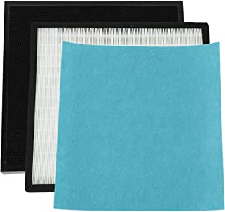 Oransi Replacement Pre, Hepa and Carbon Filter Pack for Max (RFM80)