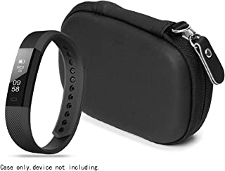 CaseSack Wristband Heart Rate Monitor Protective case Compliance with Samsung Gear Fit2, Fitbit Alta HR, Charge 2, Misfit Ray, Pebble 2 se, 2+, Jawbone UP3, Garmin vivofit 3, LINTELEK, Wahoo