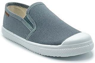 Chaussures en toile pour fille et garçon/fille avec aromathérapie anti-moustiques/chaussure pour enfant avec fermeture éla...