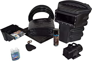 Simply Ponds 1200 Water Garden and Pond Kit with 8 Foot x 10 Foot PVC Liner
