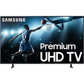 Samsung 4K UHD 8 Series Smart TV 2019 1.4 m UN55RU8000FXZA-cr (Renewed)