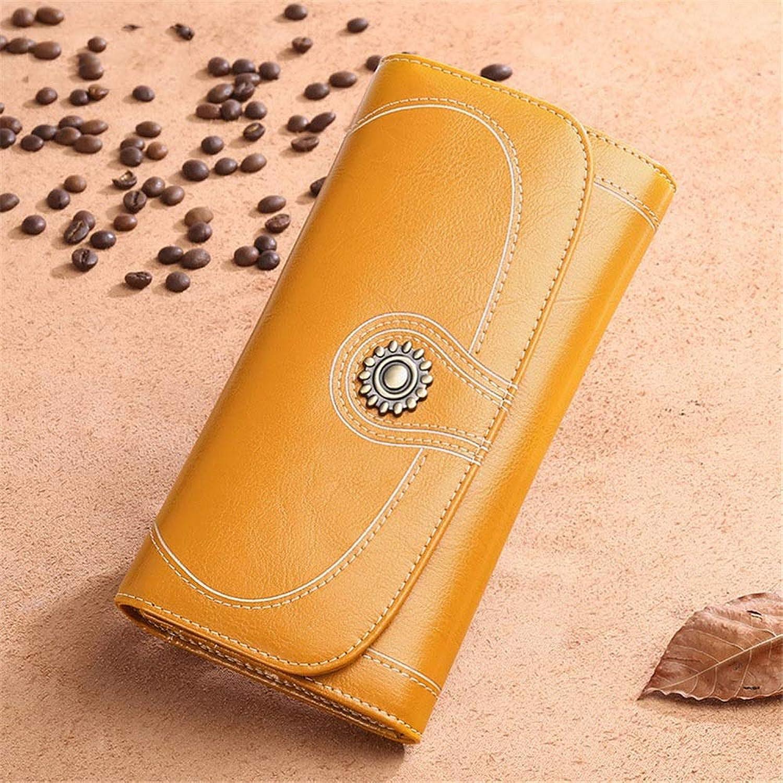 628cd6fced693 Xuanbao Damen Krotitkartenetui Geldb ouml rse Damen Geldb ouml rse  Ausgezeichnete Ausgezeichnete Ausgezeichnete echtes Leder Trifold Short  Wallet ...
