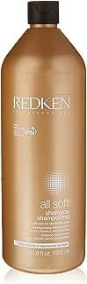 Redken All Soft Shampoo, 33.8 Ounce