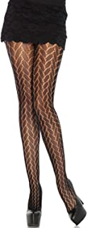 Leg Avenue Women's Hosiery Lace Tights