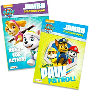 Best Paw Patrol Coloring Books - 2 Pack Review