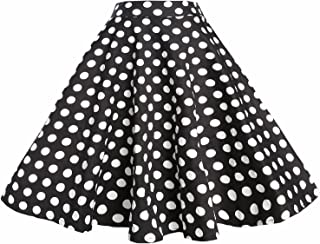 Best white circle skirt outfit Reviews