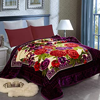 JML Heavy Fleece Blanket King(85