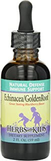 Herbs for Kids Echinacea/Goldenroot (Blackberry, 2oz)