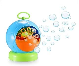 スーパーバブルマシーン 子供バブルマシン シャボン玉製造機 子供のおもちゃ しゃぼん玉発生機 電動 亲子活动 サッカー キャンプで遊ぼう! シャボンダマシーン 外遊び・プール・アウトドア