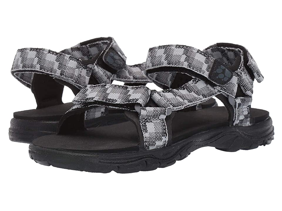 Jack Wolfskin Kids Seven Seas 2 Sandal (Toddler/Little Kid/Big Kid) (Pebble Grey) Kids Shoes