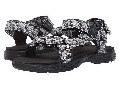 Jack Wolfskin Kids Seven Seas 2 Sandal (Toddler/Little Kid/Big Kid) (Pebble Grey) Kids Shoes