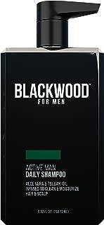 Blackwood For Men Active Man Daily Shampoo, 8.92 Fluid Ounce